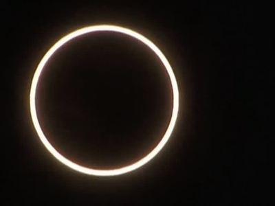 符拉迪沃斯托克居民将看到独特的日食